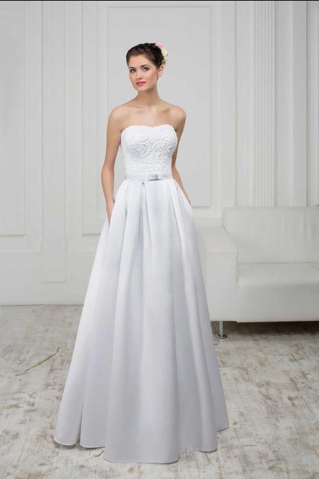 Svatebni Saty Z Kolekce White Od Hadassa