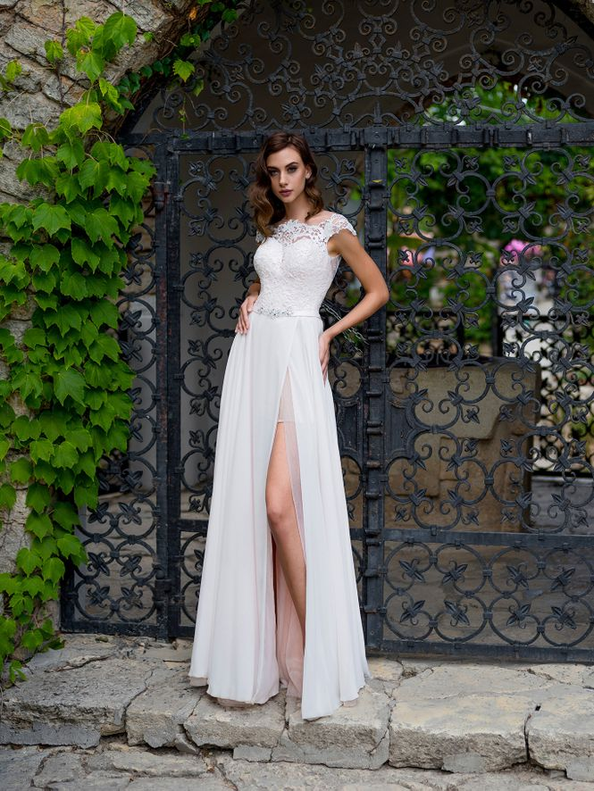 656152334c3 Свадебное платье Британи