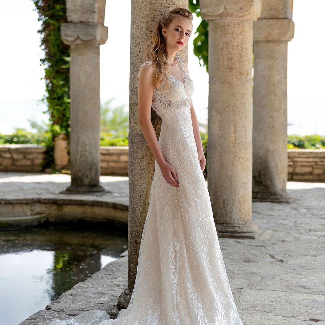 Designer wedding dresses bridal manufacturer hadassa for Designer dress for wedding